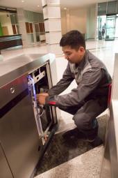 Обслуживание слаботочных систем безопасности