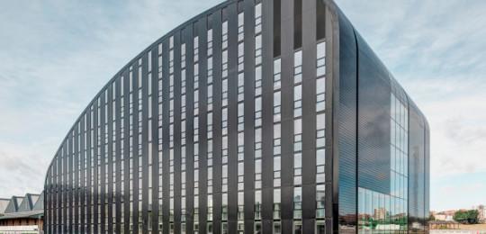 В Брюсселе возвели «пассивный» бизнес-центр