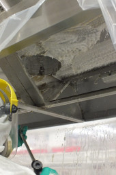 Очистка и дезинфекция в системах вентиляции